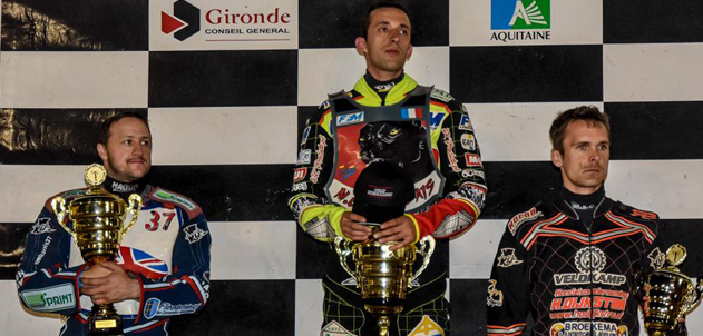 Harris Second In European Grasstrack Championship